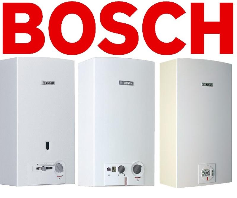 Ремонт газовых колонок Bosch