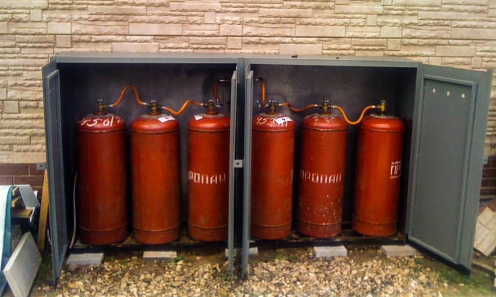 колонки на сжиженном газе