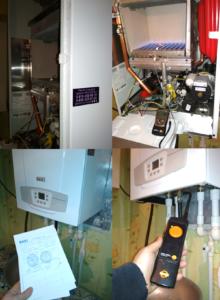 Ремонт газовых колонок на дому