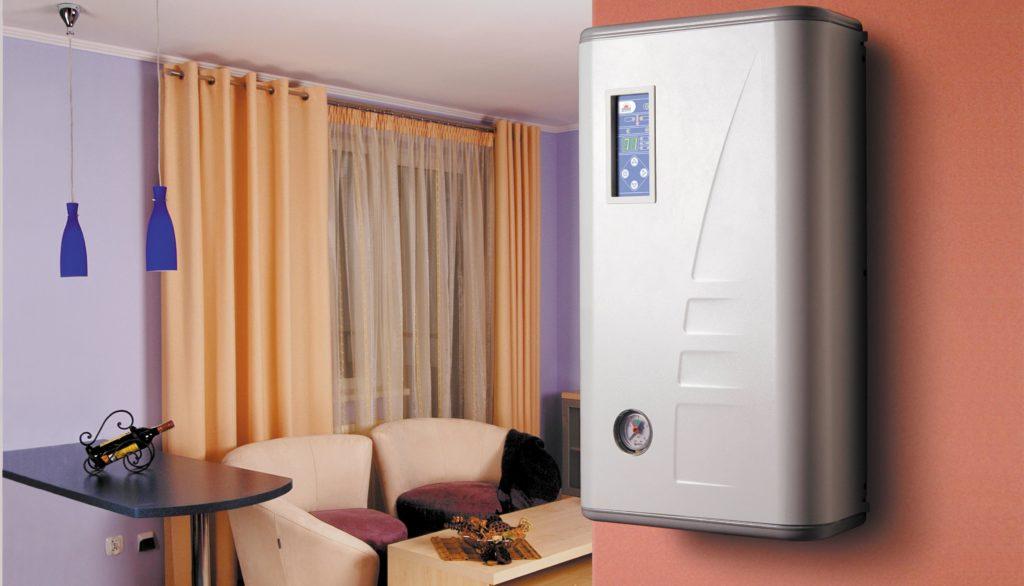 настенный газовый котел для отопления дома