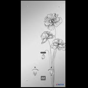 Газовая колонка Нева 4510 Черный цветок