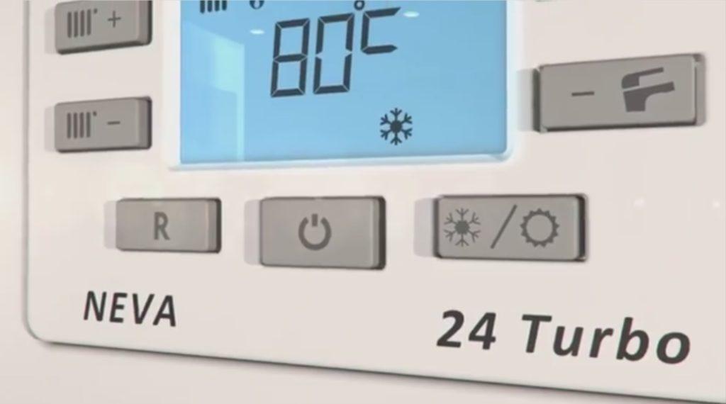 газовые котлы нева турбо 24