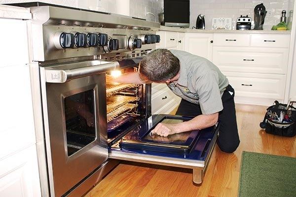 ремонт газовой духовки