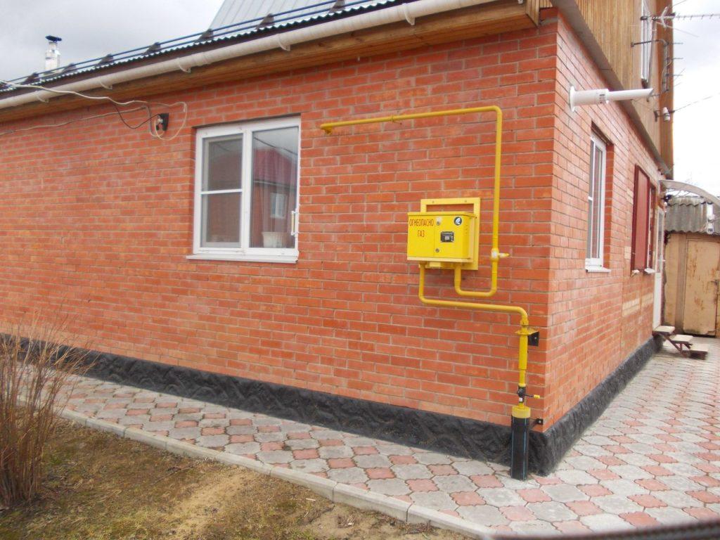 газификация частного дома этапы
