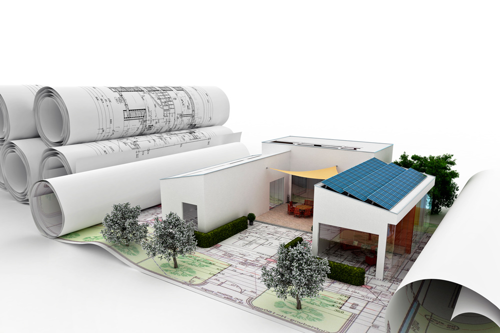 проектирование газоснабжения дома