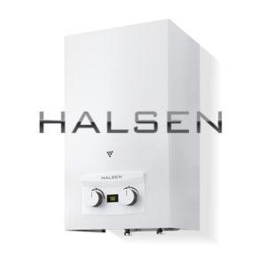 Газовые колонки HALSEN