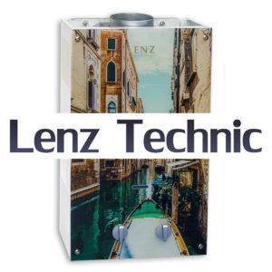 Газовые колонки Lenz Technic