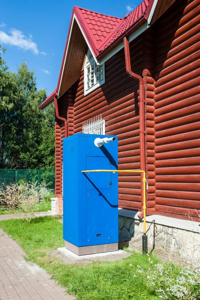 газификация дома проект