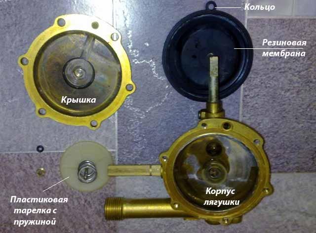Ремонт газовой колонки Нева