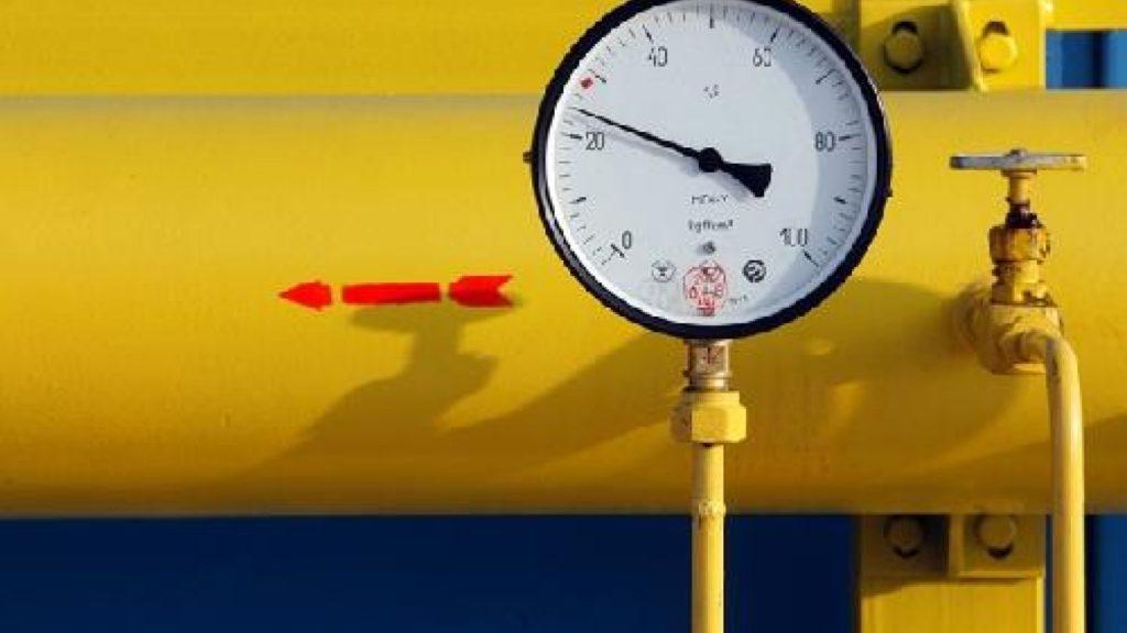 Слабое давление газа в газопроводе