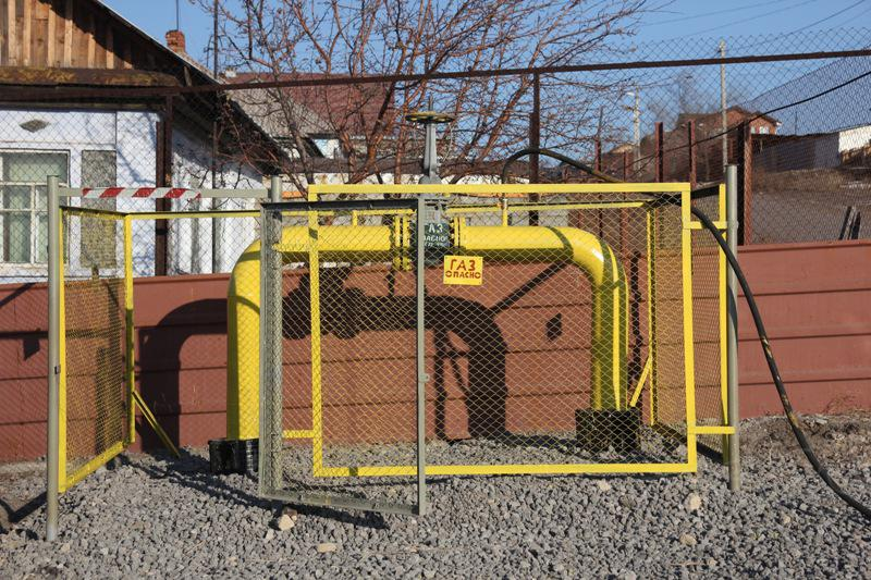 частная газификация в ленинградской области