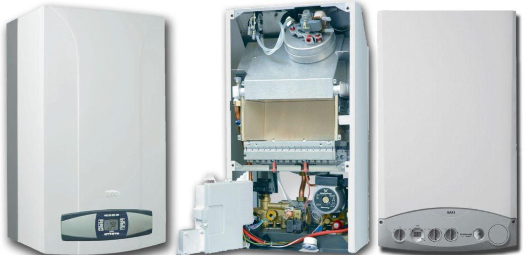 Ремонт газового теплообменника