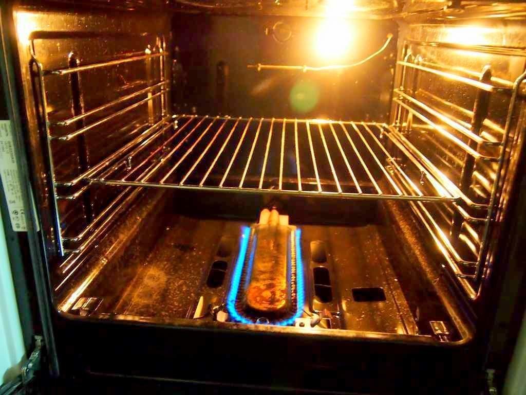 ремонт газовой духовки спб