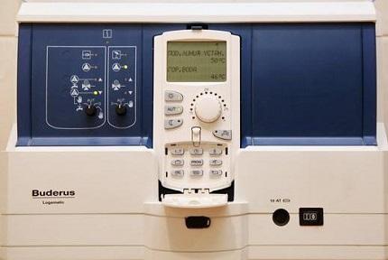 Газовый котел - автоматика, регулировка и диагностика